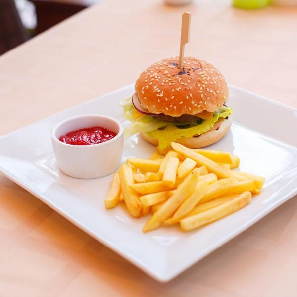 Бургер «Ла Пьяцца»