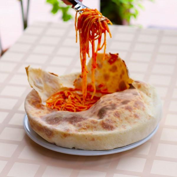Спагетти «Ла Пьяцца»